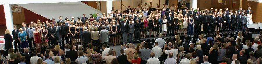 Abitur 2011 – Wir gratulieren