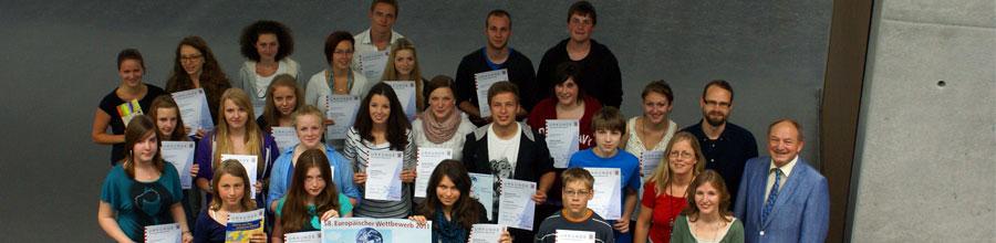 Erfolgreiche Teilnahme am 58. Europäischen Wettbewerb