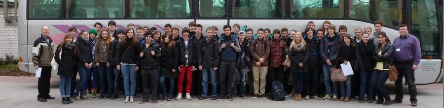 SGH-Team Spitze beim 'Tag der Mathematik'