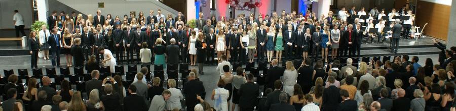 Abitur 2012 – Wir gratulieren