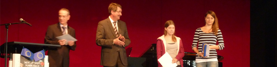 SGH-Schülerin erhält Anerkennungspreis