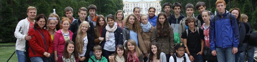 Schüleraustauch mit St Petersburg