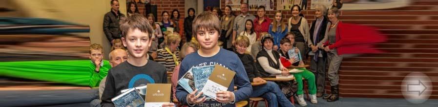 Schüler beeindrucken bei Lesewettbewerb