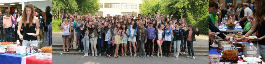 Frankreichaustausch des Starkenburg-Gymnasiums