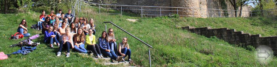 Frühling in Heppenheim!