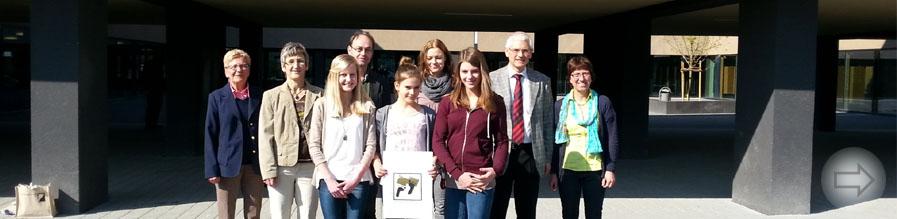 SGH-Schüler entwerfen Vereinslogo