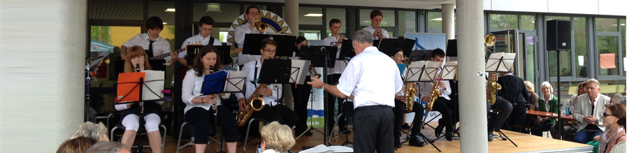 Jugend jazzt in Bensheim