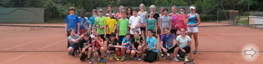 Tennis macht Schule – 6b beim TC Heppenheim