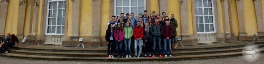Politisch-historische Bildungsfahrt nach Berlin mit großem Zuspruch