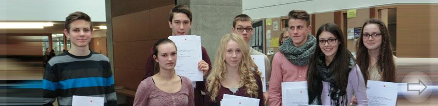 Überzeugender Wortwettstreit im  Starkenburg-Gymnasium Heppenheim