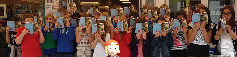 Internationaler Tag des Buches