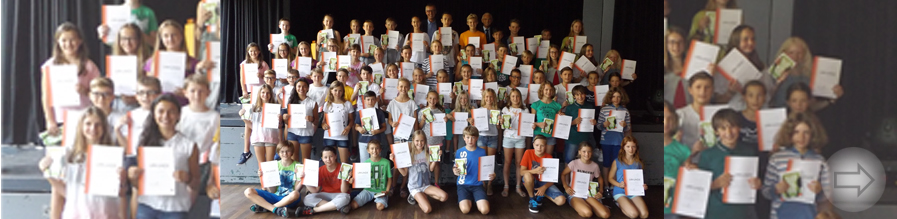 Leistung lohnt sich – Der Rotary Club Bensheim–Heppenheim belohnt hervorragende Schulleistungen