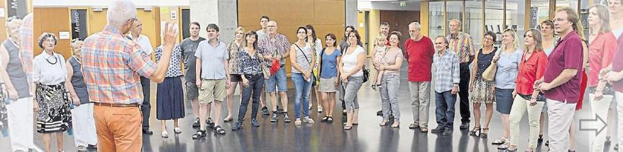 Erstes Ehemaligentreffen am Starkenburg-Gymnasium