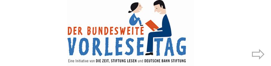 Das Starkenburg-Gymnasium macht mit beim Bundesweiten Vorlesetag am 18. November