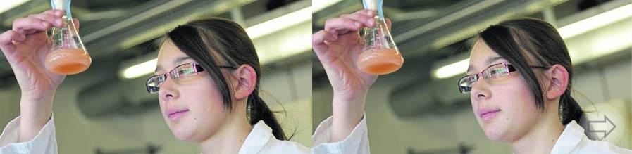 Schülerin aus Heppenheim bei Biologie-Olympiade