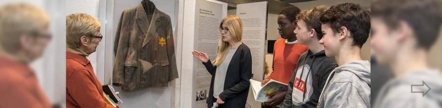 Jugendliche befassen sich im städtischen Museum mit dem Holocaust und der Geschichte Heppenheimer Juden