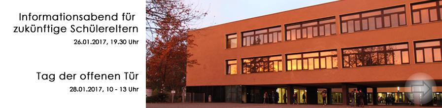 Tag der offenen Tür am Starkenburg-Gymnasium