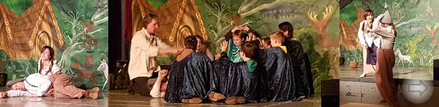 Die Junge Oper Detmold gleich zweimal zu Gast am Starkenburg Gymnasium