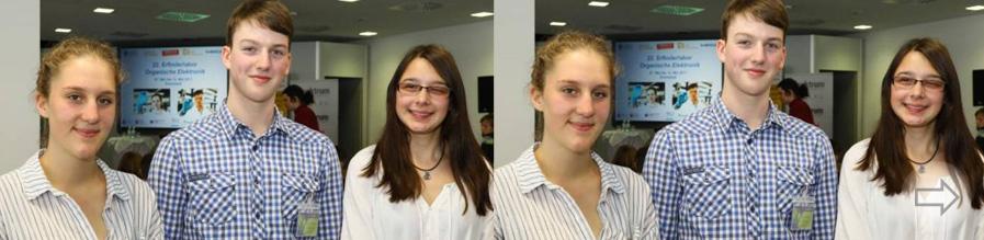 Schüler zu Gast im Erfinderlabor bei Merck