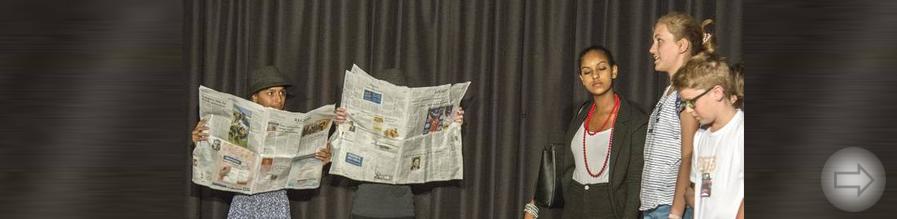Heiße Luft und Harry Potter: Schüler des Starkenburg-Gymnasiums präsentieren Ergebnisse der Projektwoche