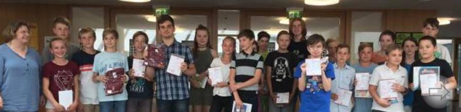 Starkenburg-Gymnasium: Schüler schneiden in Wettbewerben gut ab