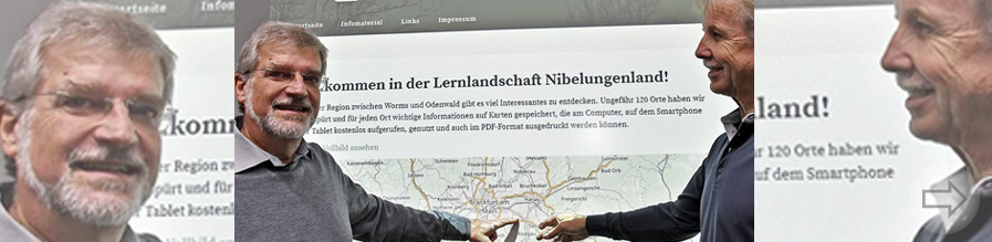 Lernlandschaft Nibelungenland: Geballtes Wissen auf einen Klick