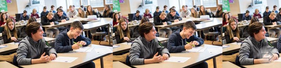 Gute Noten für Berufsorientierungstage am Starkenburg-Gymnasium