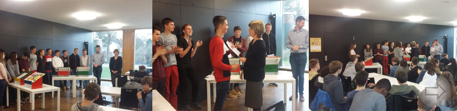 """Starkenburg-Schüler führen spannende gesellschaftspolitische Debatten beim Wettbewerb """"Jugend debattiert"""" durch"""