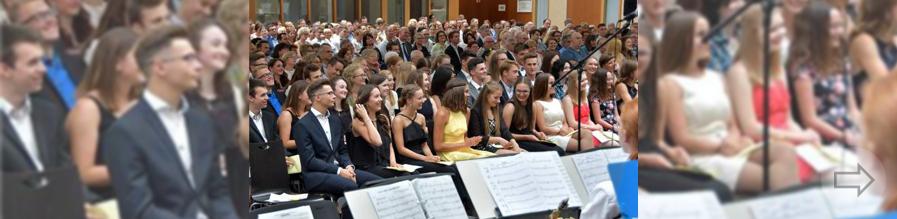 Starkenburg-Gymnasium verabschiedet 87 Abiturienten