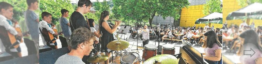 Samba, Swing und Soul mit vier Big Bands