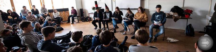 Neues vom Räuber Hotzenplotz im Starkenburg-Gymnasium