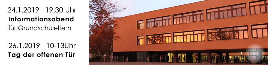 Infoabend und Tag der offenen Tür am Starkenburg-Gymnasium