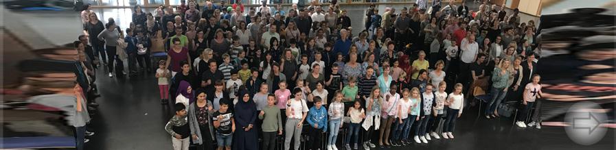 Kennenlern-Nachmittag für die künftigen Fünftklässler am Starkenburg-Gymnasium