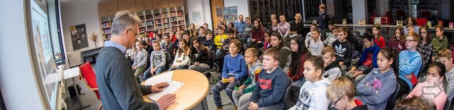 Vorlesetag an Heppenheimer Schulen