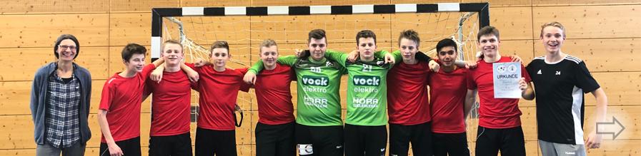 Handball-Bezirksmeister!!